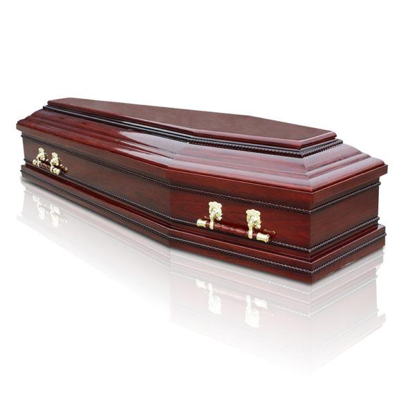 """Гроб """"Вишня-косичка"""""""