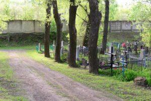 Козыревское кладбище