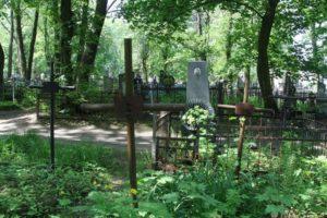 Кладбище «Черниговское»