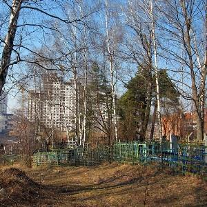 Кладбище «Уручье»