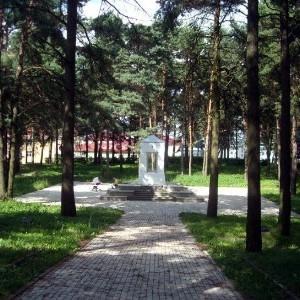 Кладбище « Масюковщина»