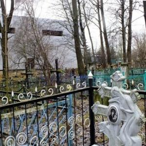 Кладбище «Сухаревское»