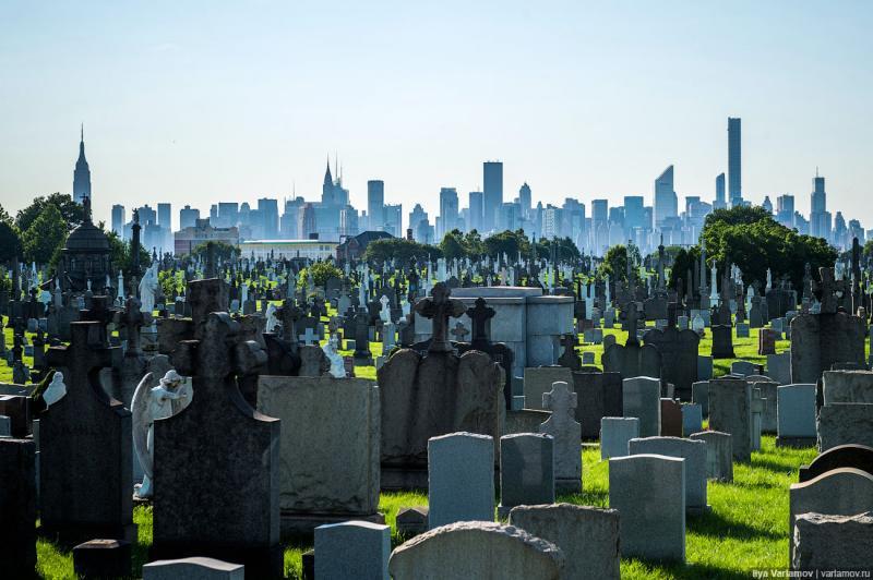 Список Кладбищ Минска